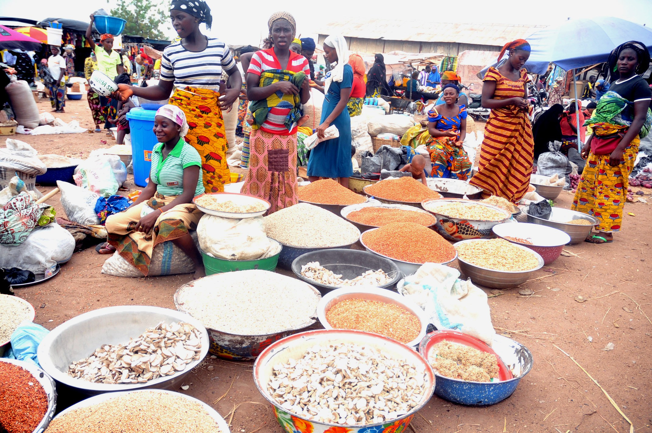 Food Prices Drop Significantly in Delta