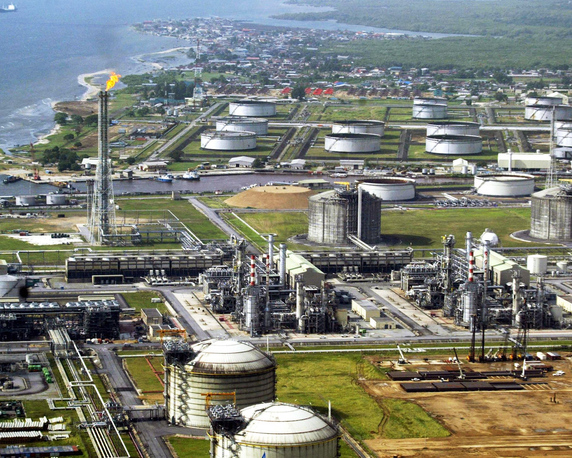 Conflict in the Niger Delta