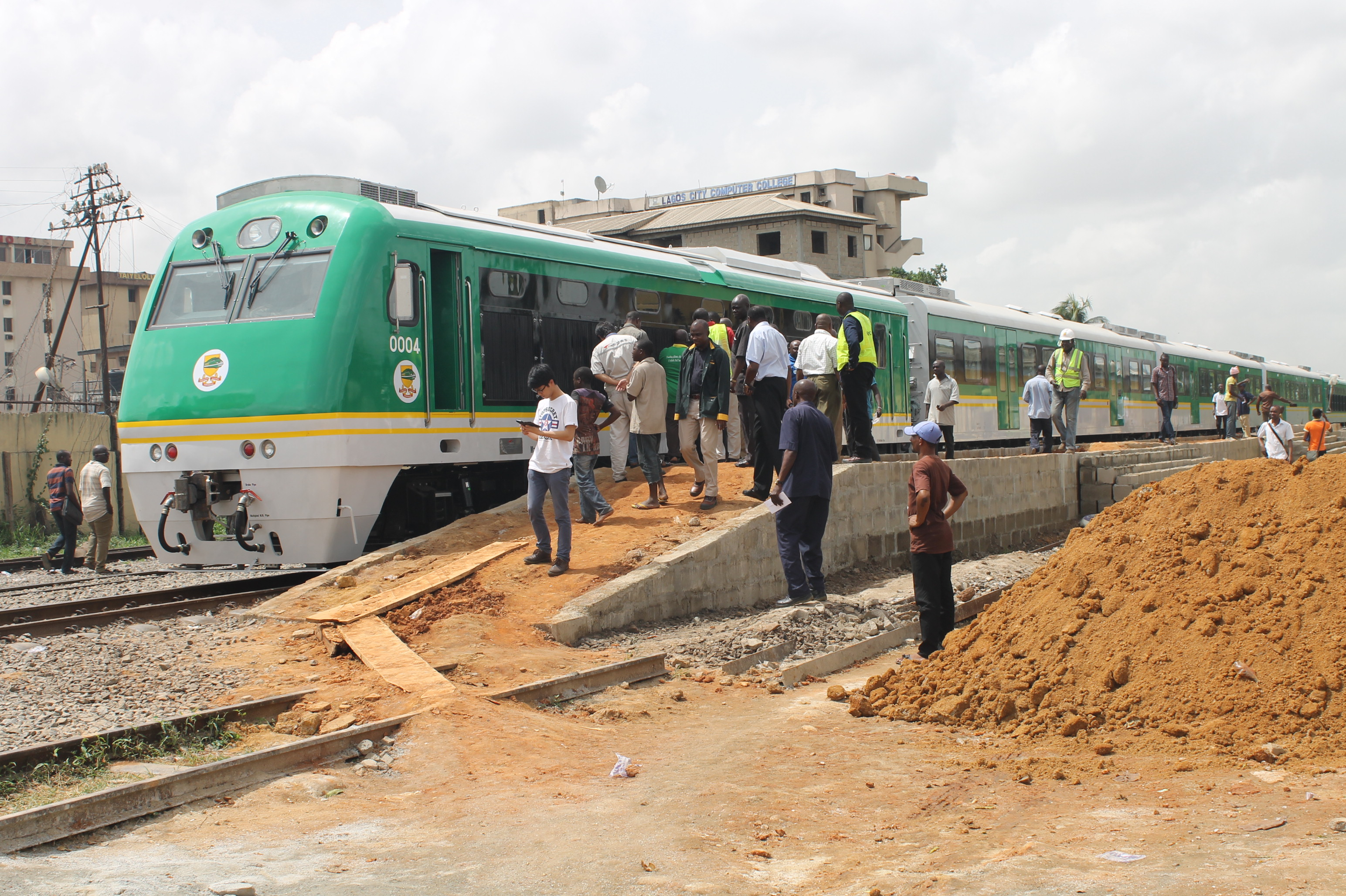 A large light rail in the Nigerian state of Kano will be built by a Chinese company 77