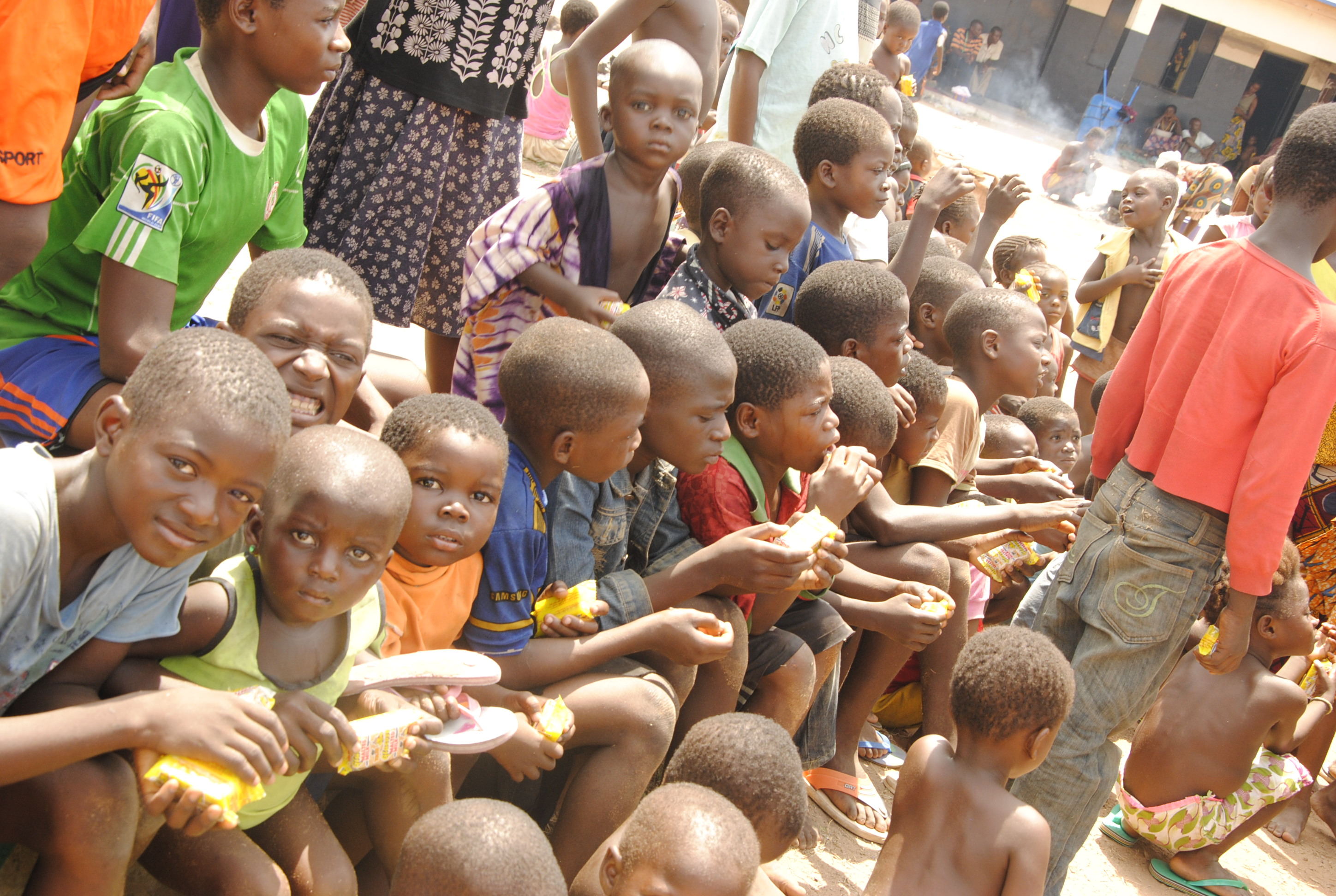 """400,000 Nigeria children at """"famine risk"""" as we approach end of the year"""