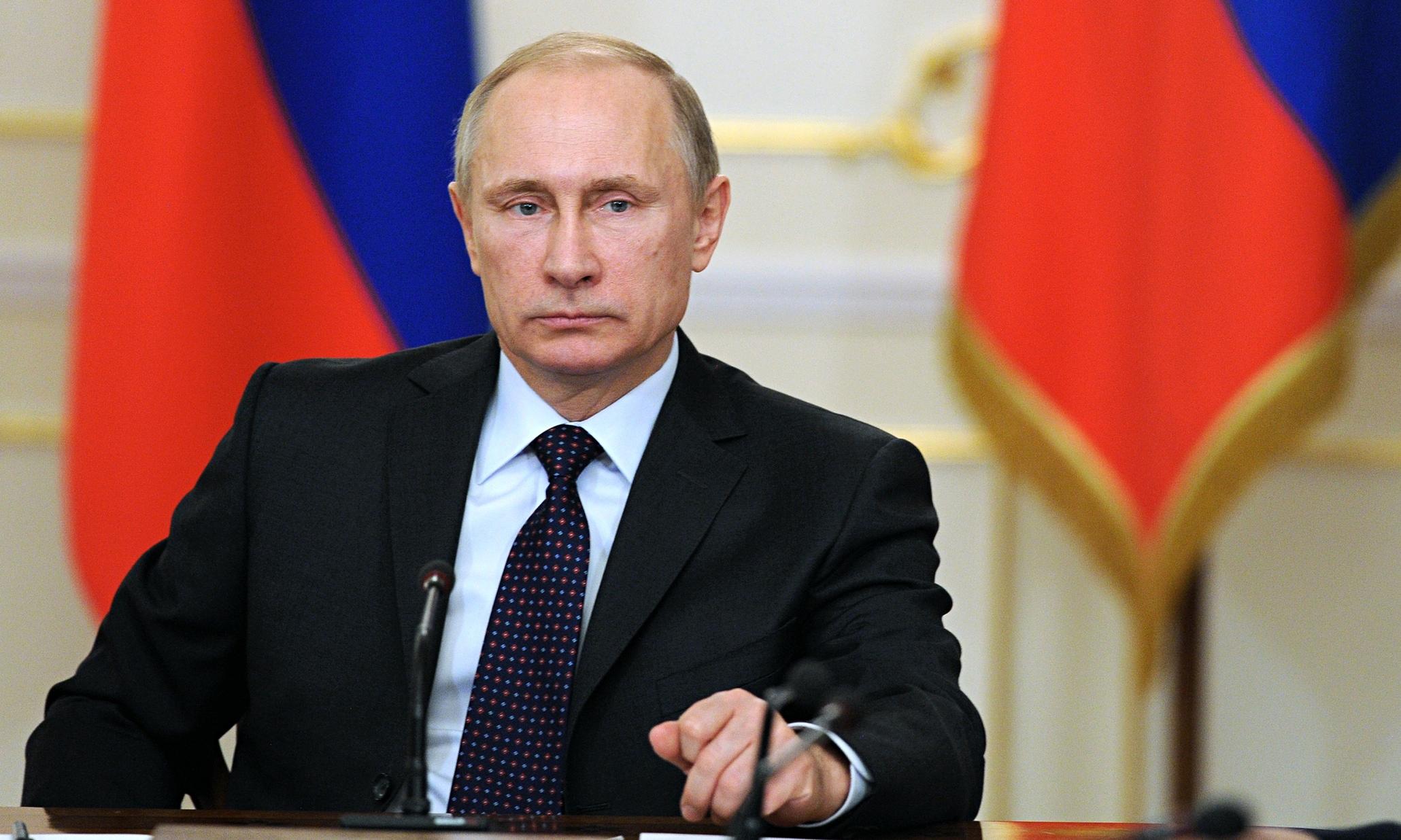 Putin may be having Turkey for Christmas