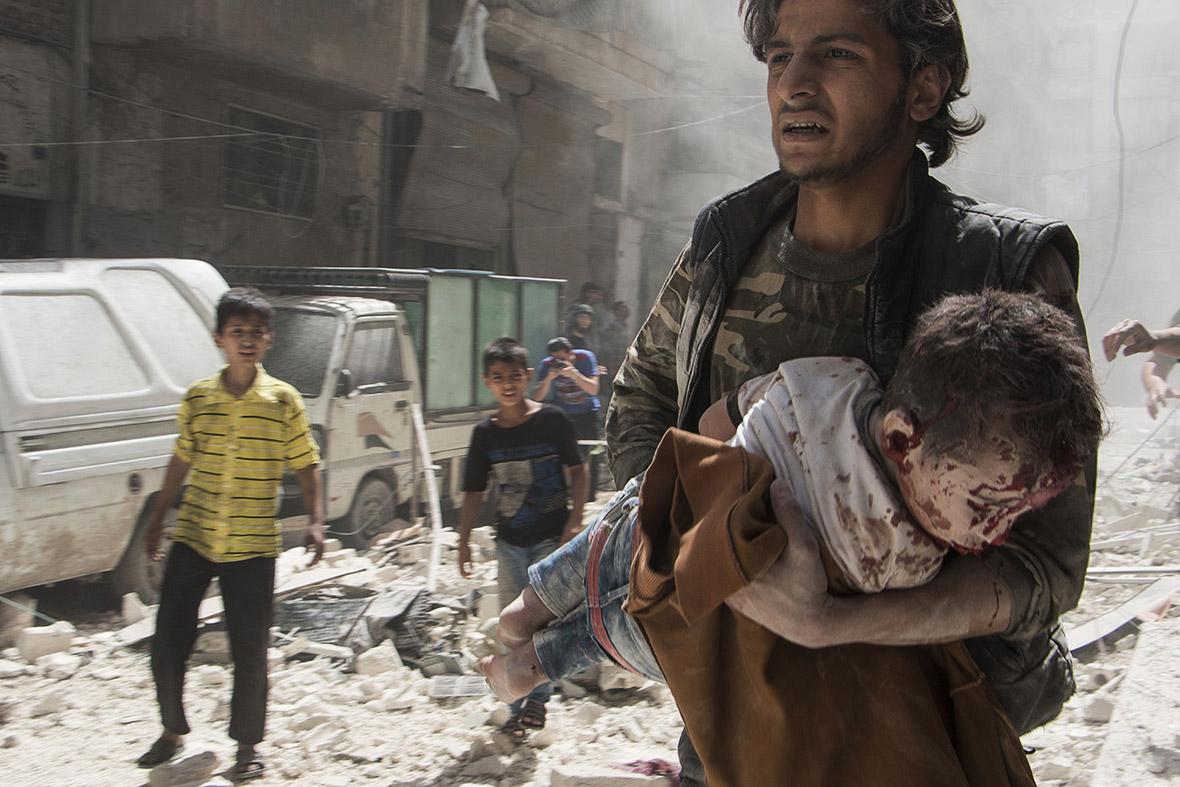 Chaos in Aleppo