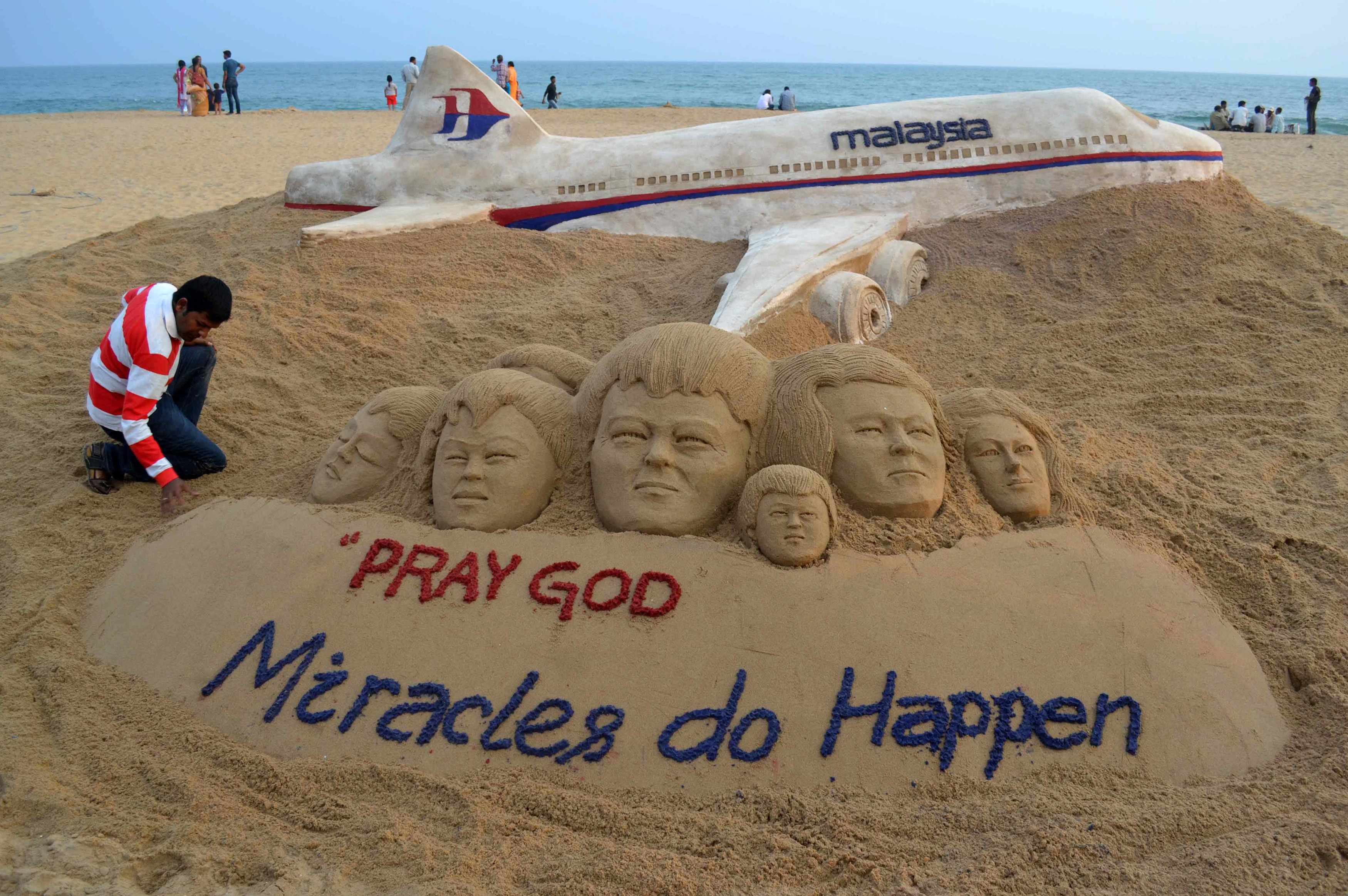 The search for missing flight MH370 ended before now, but nature could still prevail