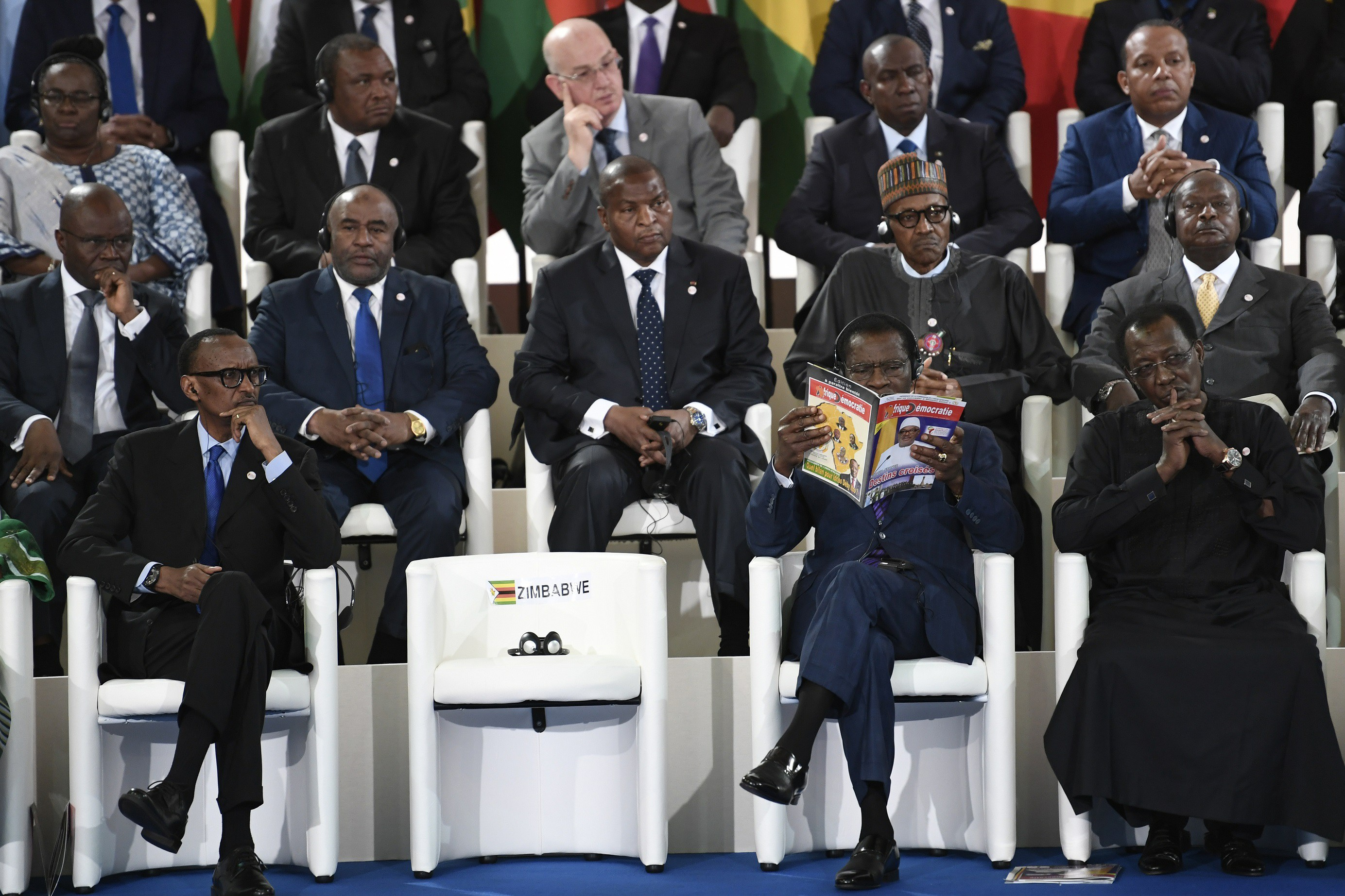 3 important things to note from the 27th Africa-France summit