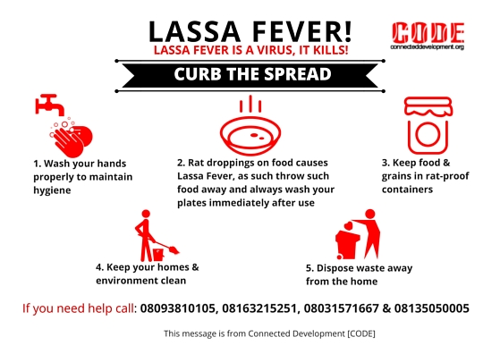 lassa fever Lassa fever nigerian centre for disease control confirms 90 dead according to the report which was released on friday, march 2, 2018, 1081 suspected cases were also.