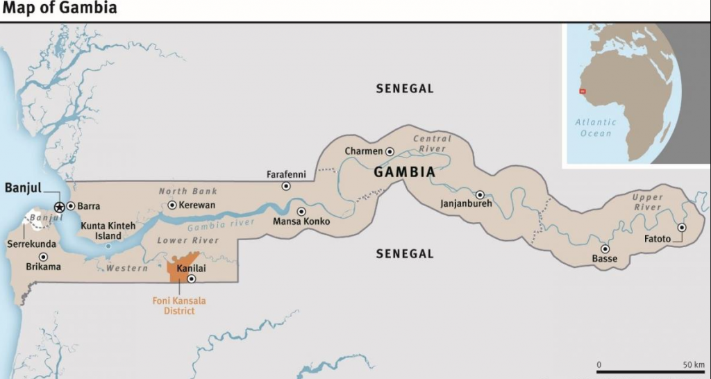 map-of-gambia