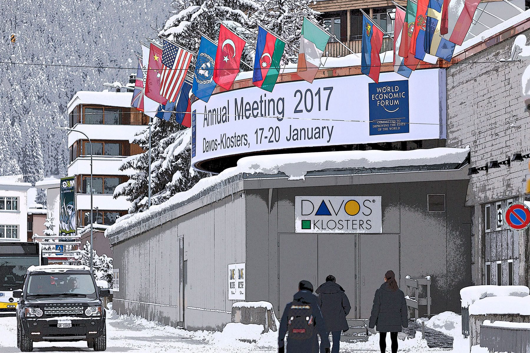 Watch WEF Davos 2017: Day 2
