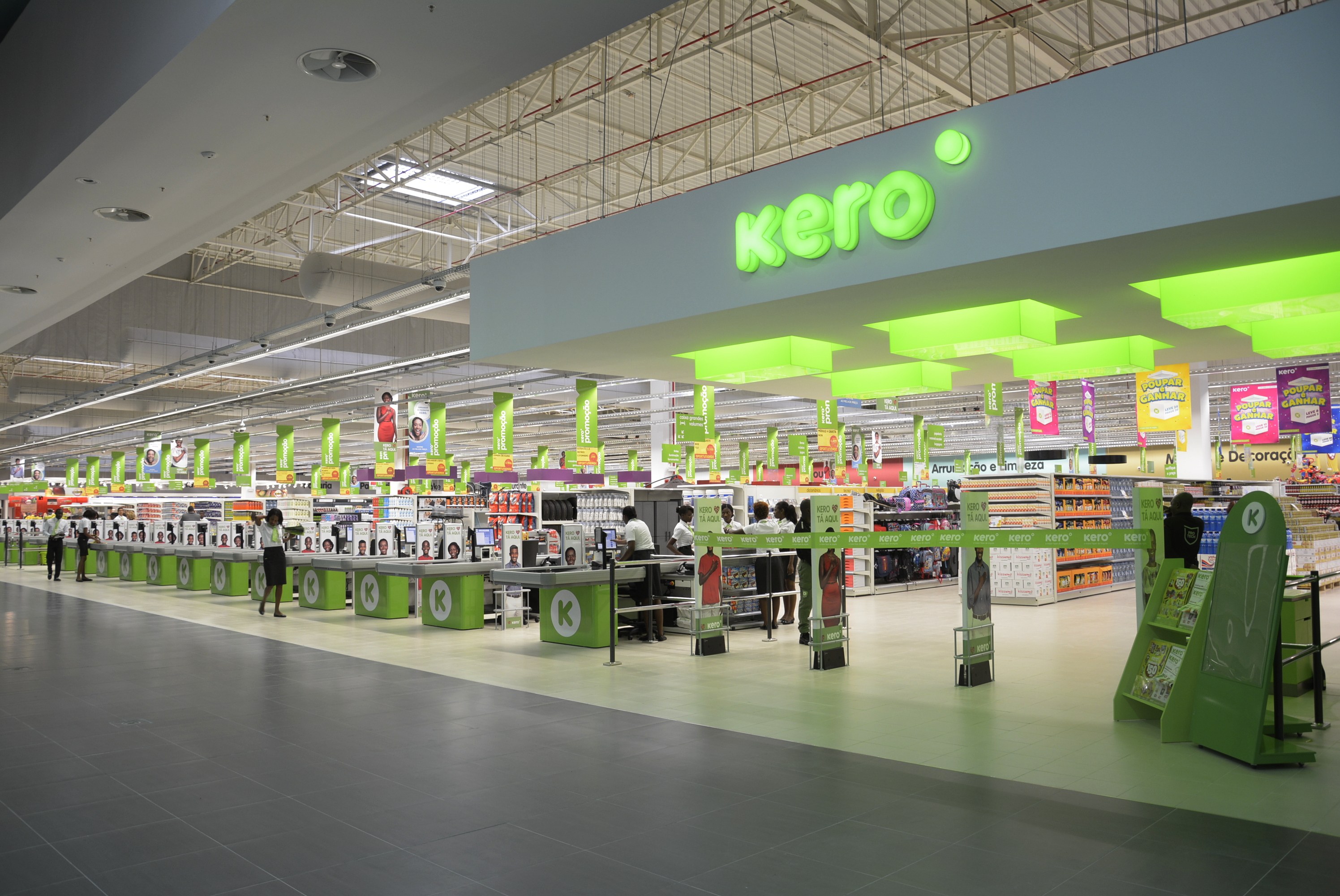 1 - Kero Nova Vida, Luanda, Angola