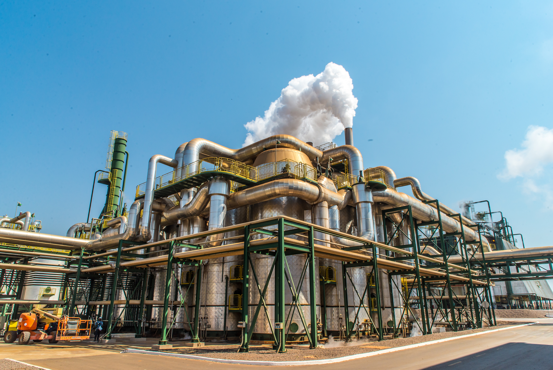 4 - Biocom - área industrial, Cacuso, província de Malanje, Angola