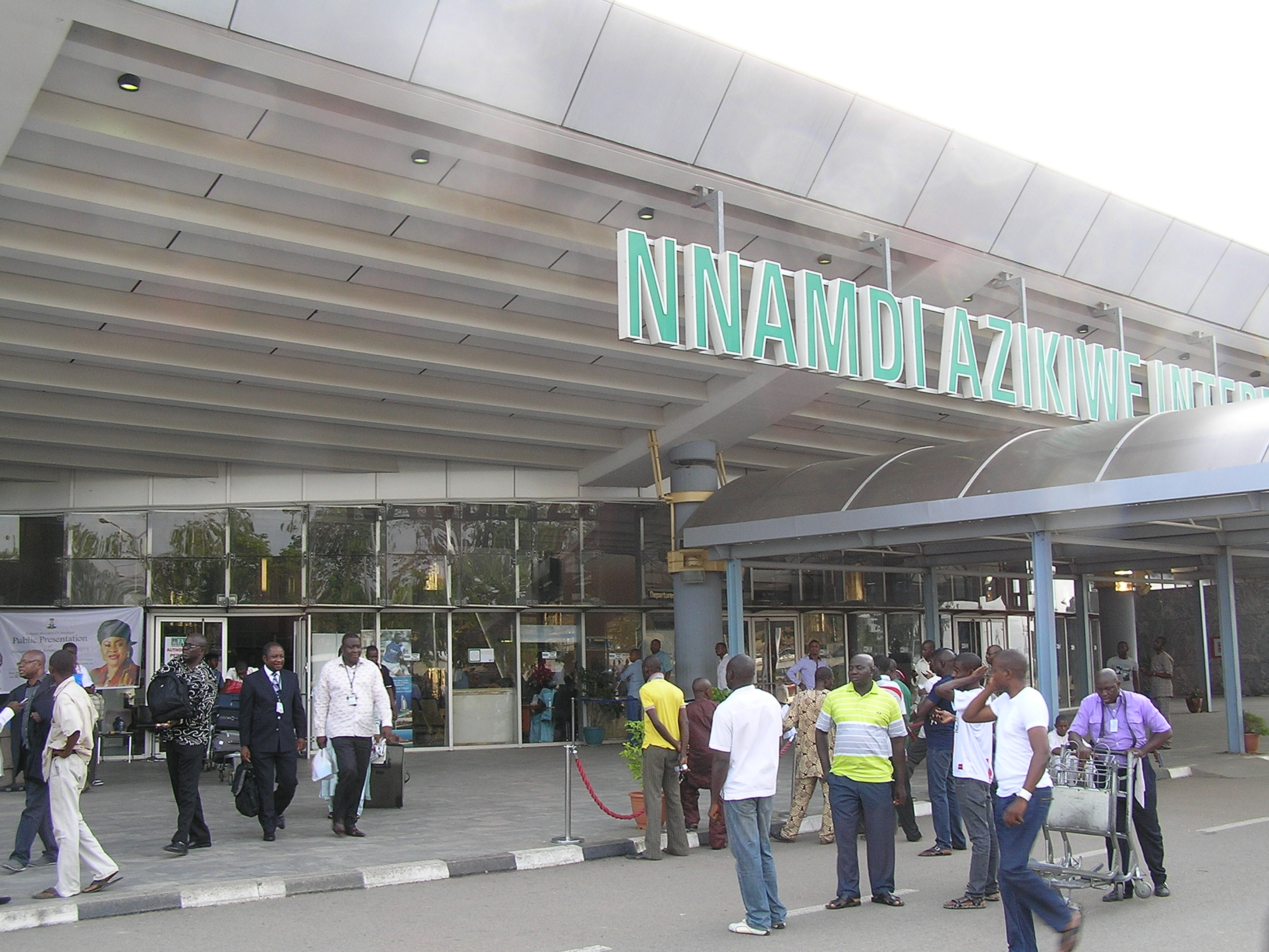 Umrah Banner: Abuja Airport Repair To Continue For Another 18 Weeks