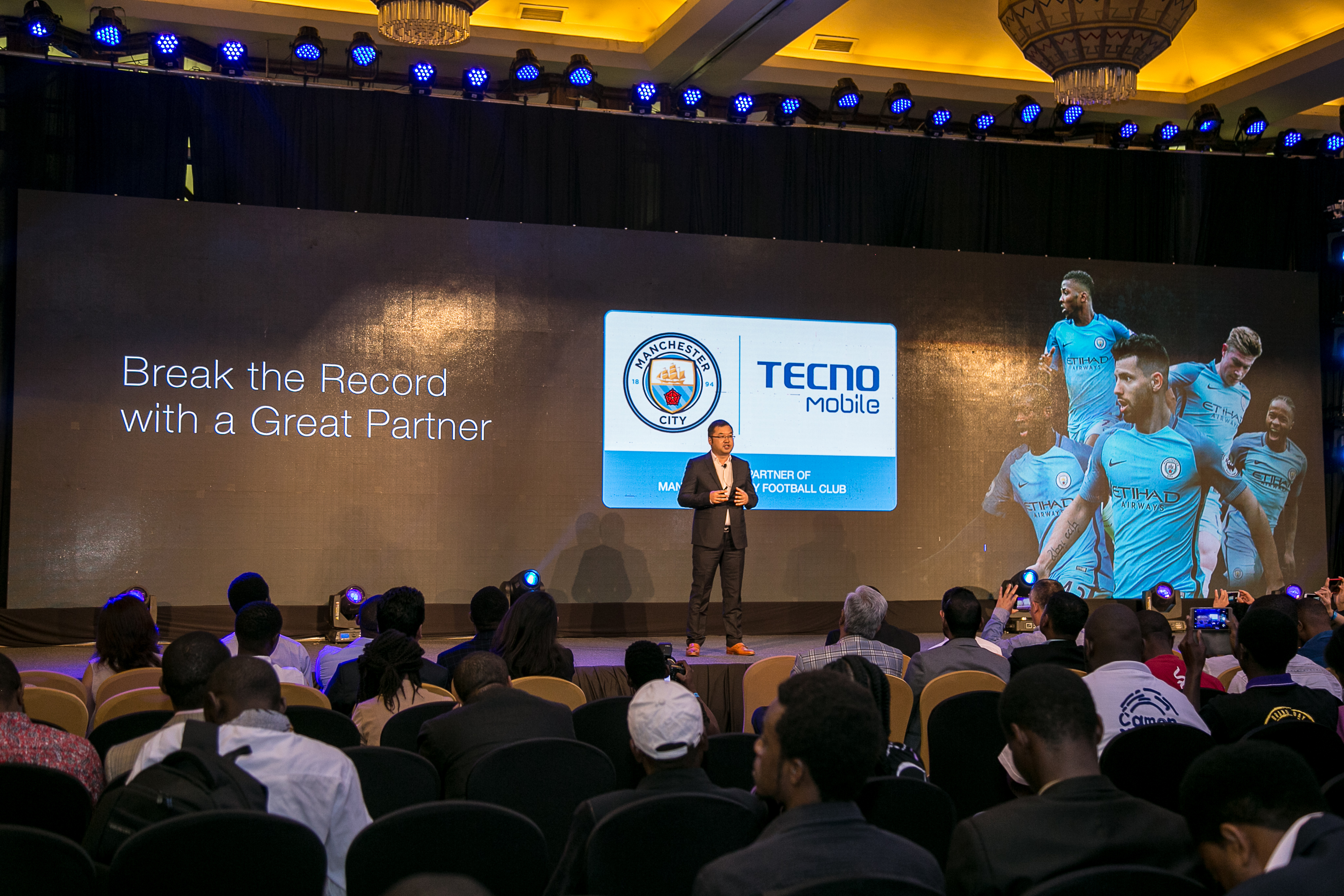 TECNO's new Camon CX is the ideal smartphone for all selfie lovers