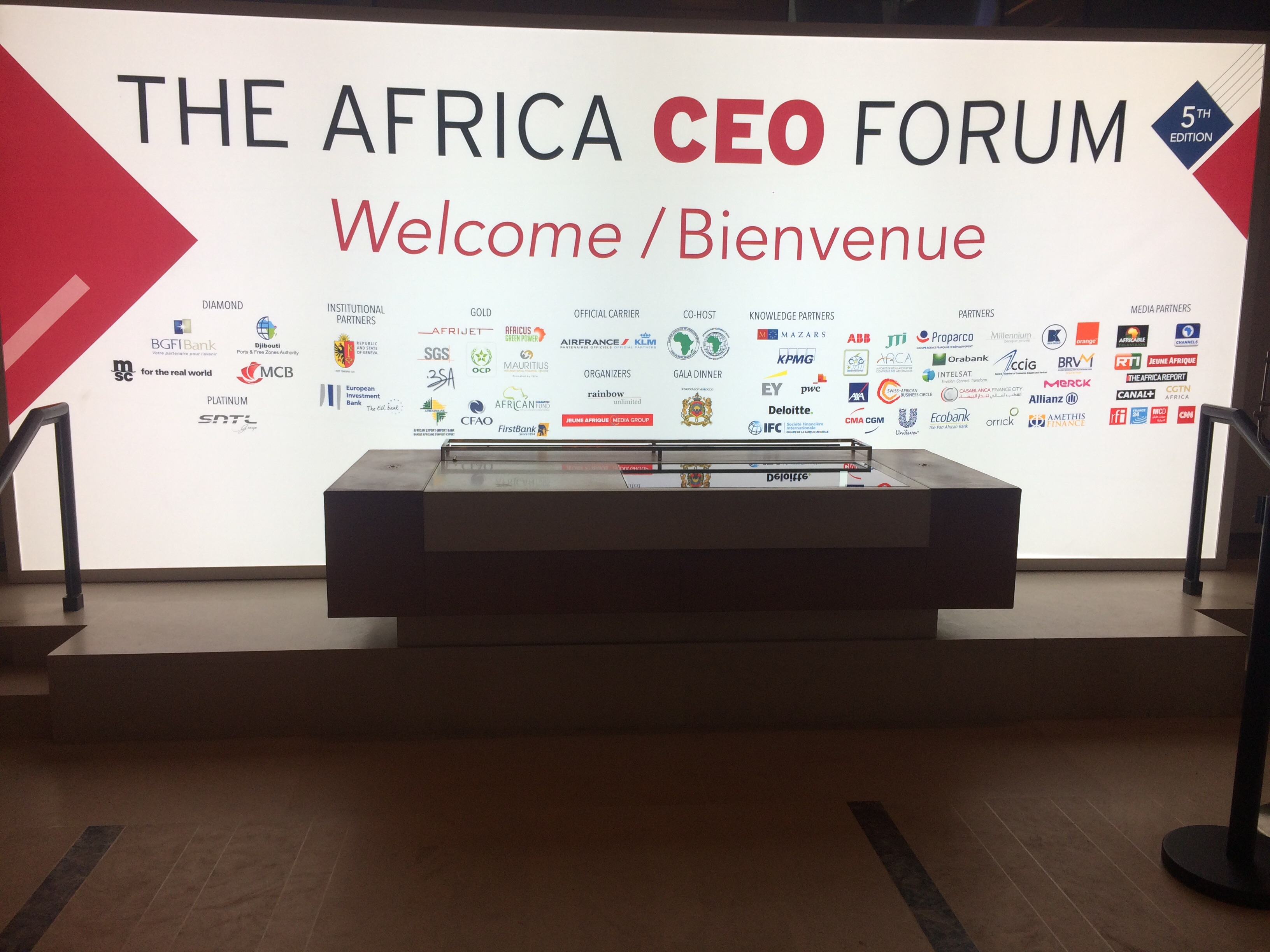 These are the 2017 Africa CEO Forum award winners