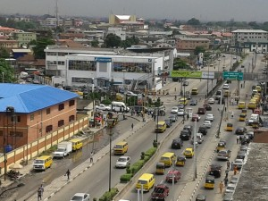 Yabacon Valley in Yaba, Lagos is the hub of Nigeria's startup ecosystem