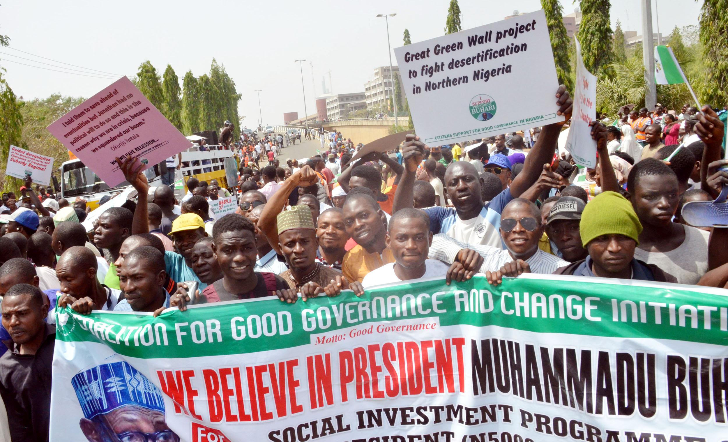 political parties in nigeria essay