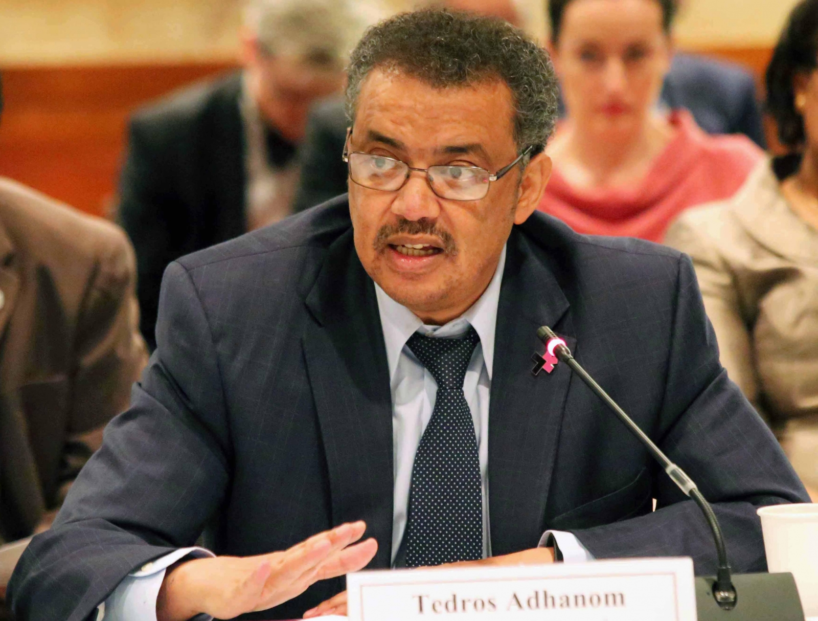 Tedros' Mugabe blunder should not be detrimental to Africa's role in any international organization