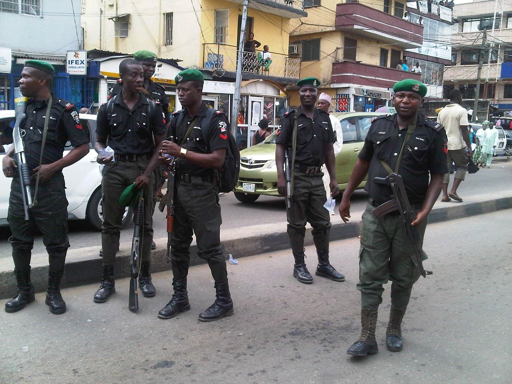 Image result for Nigerian SARS
