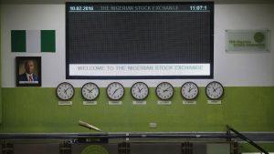 Nigerian Stock Weekly Economic Index