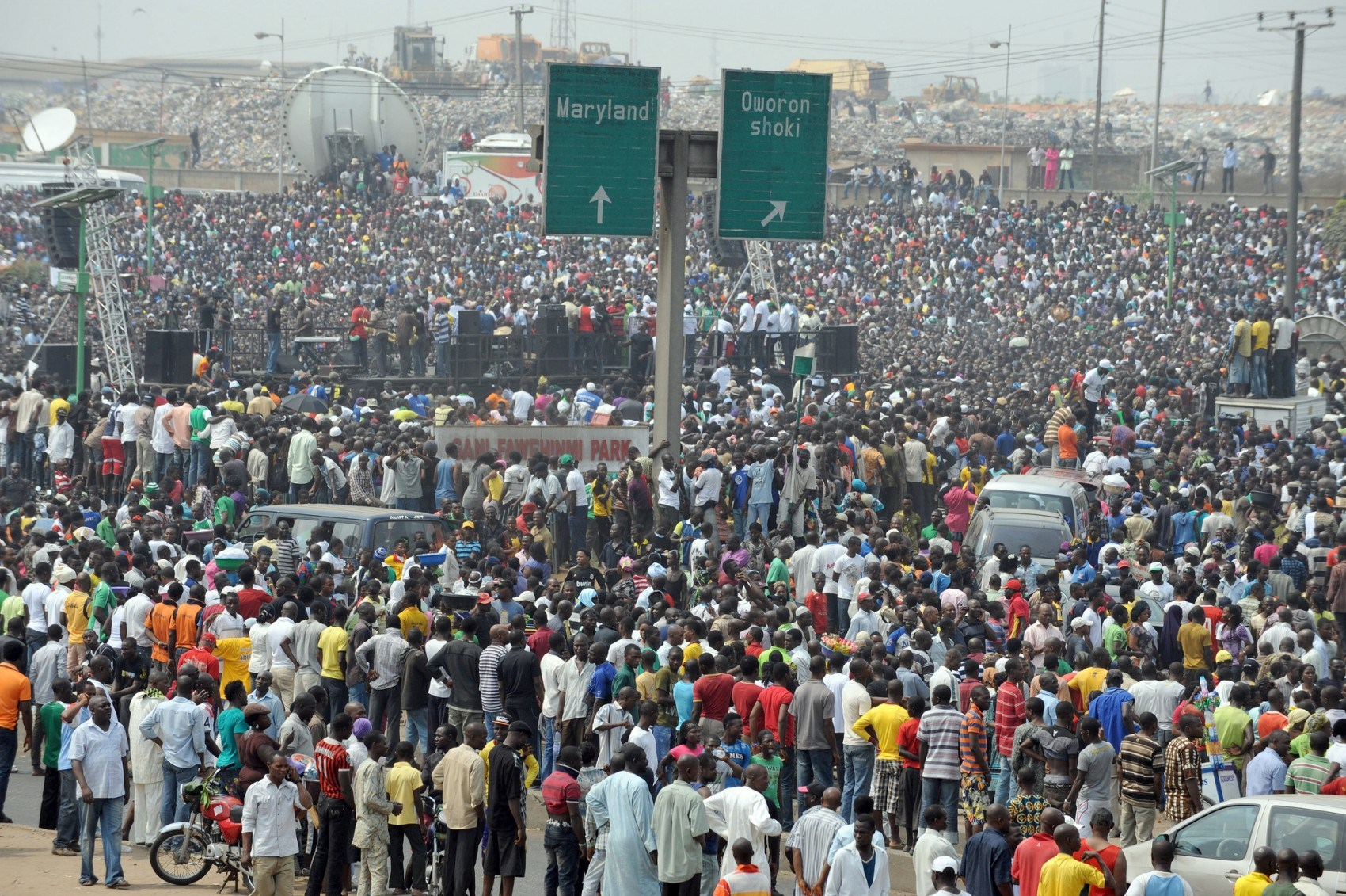 Nigeria's Population Commission releases controversial report ahead of census exercise