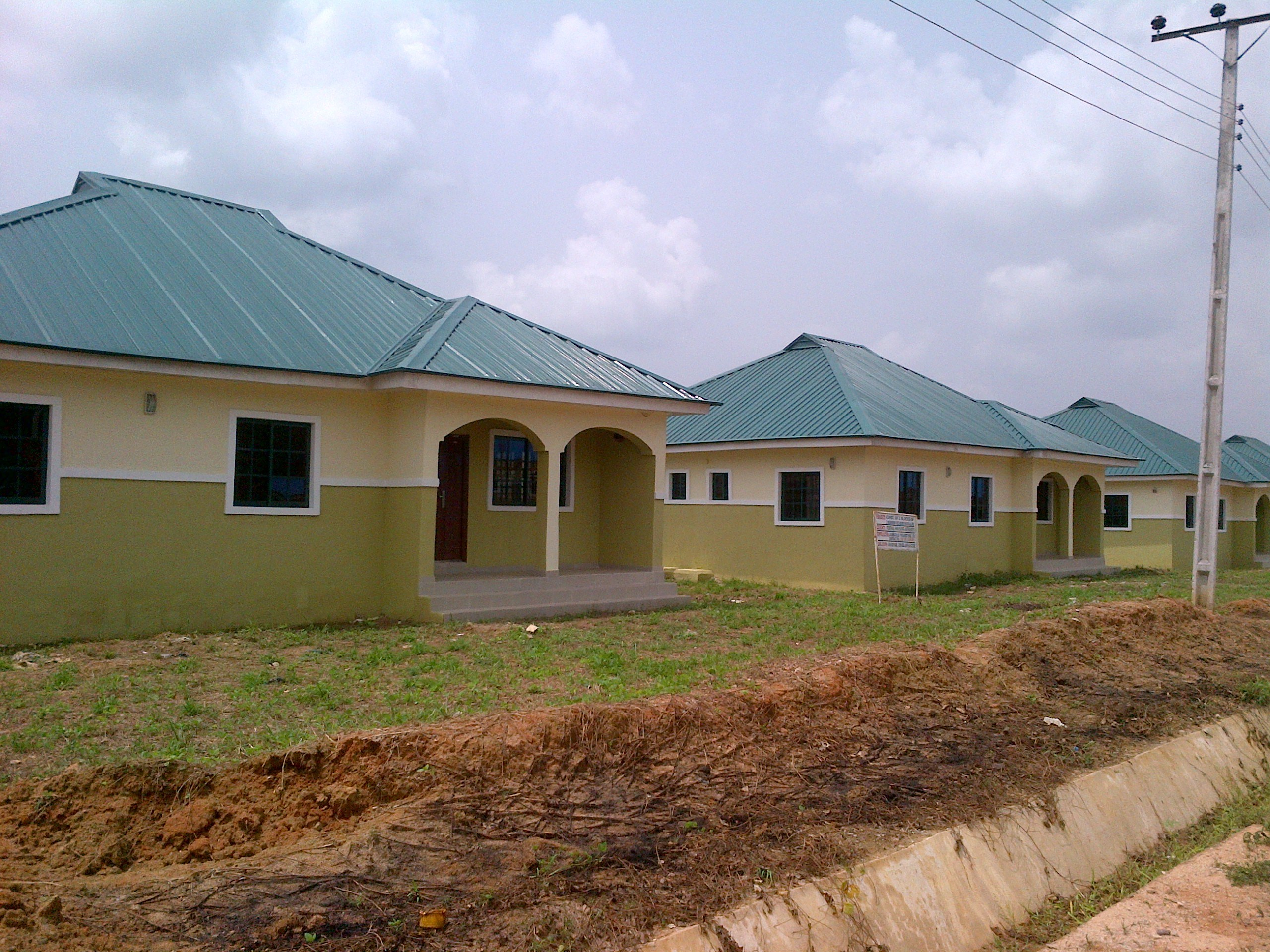 Does the proposed National Housing Fund Act offer equal opportunities for every Nigerian?