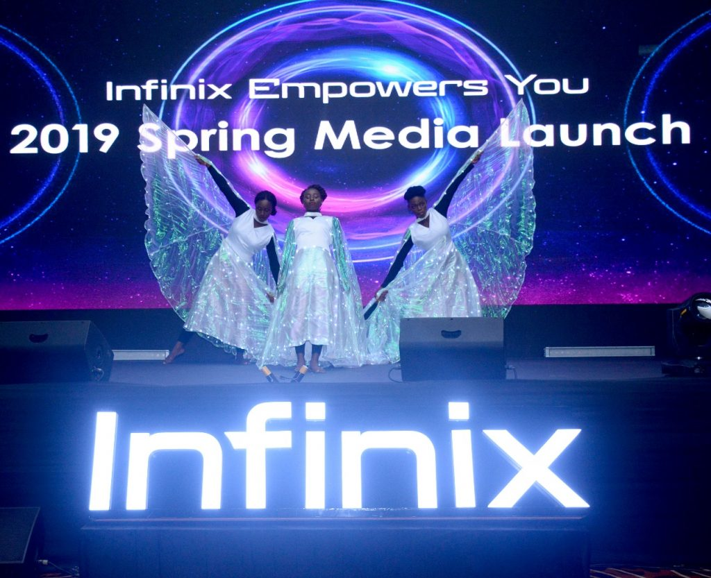 Infinix launches new smartphone with features that focus on selfie optimization - Ventures Africa 1