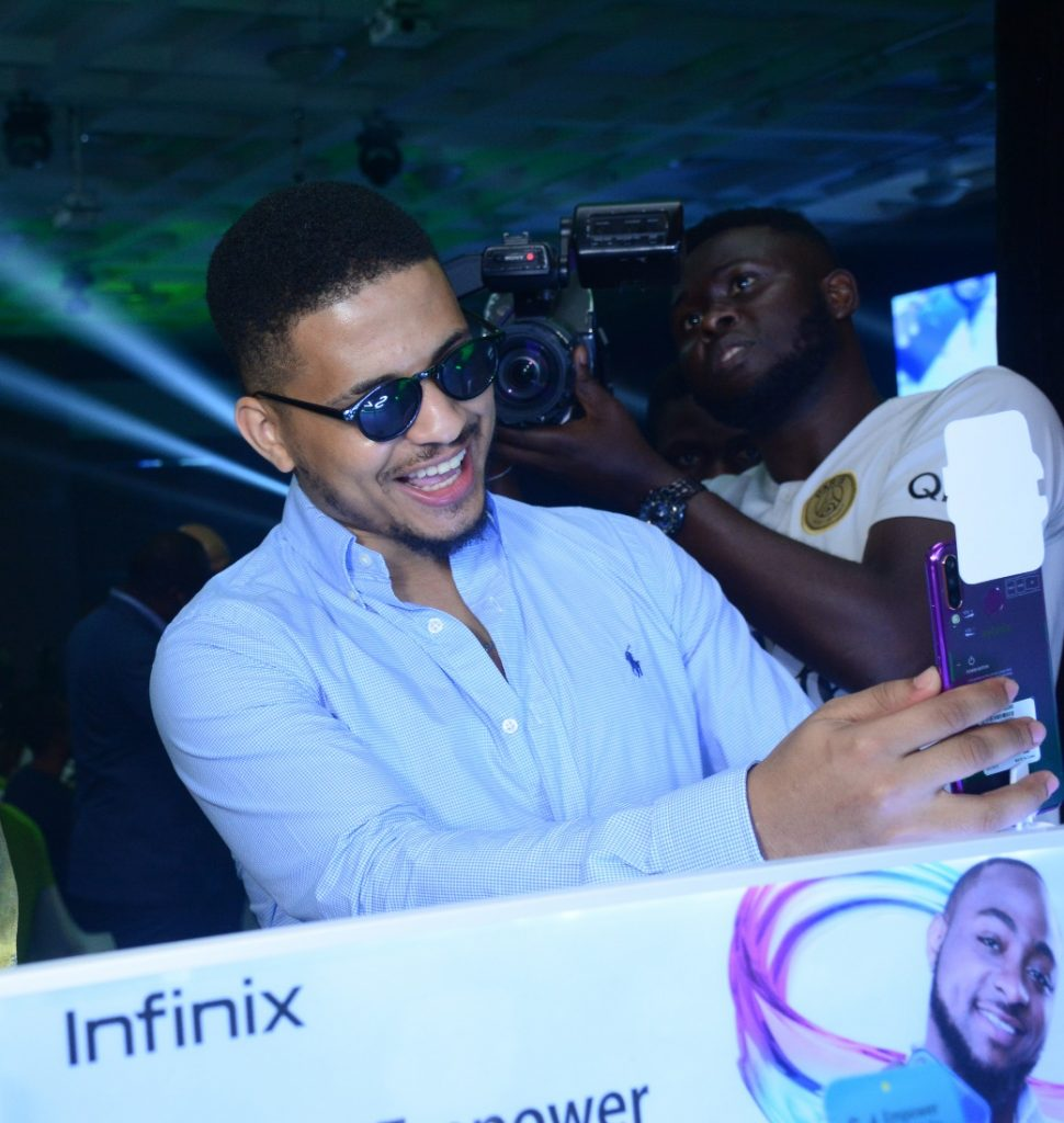 Infinix launches new smartphone with features that focus on selfie optimization - Ventures Africa 4
