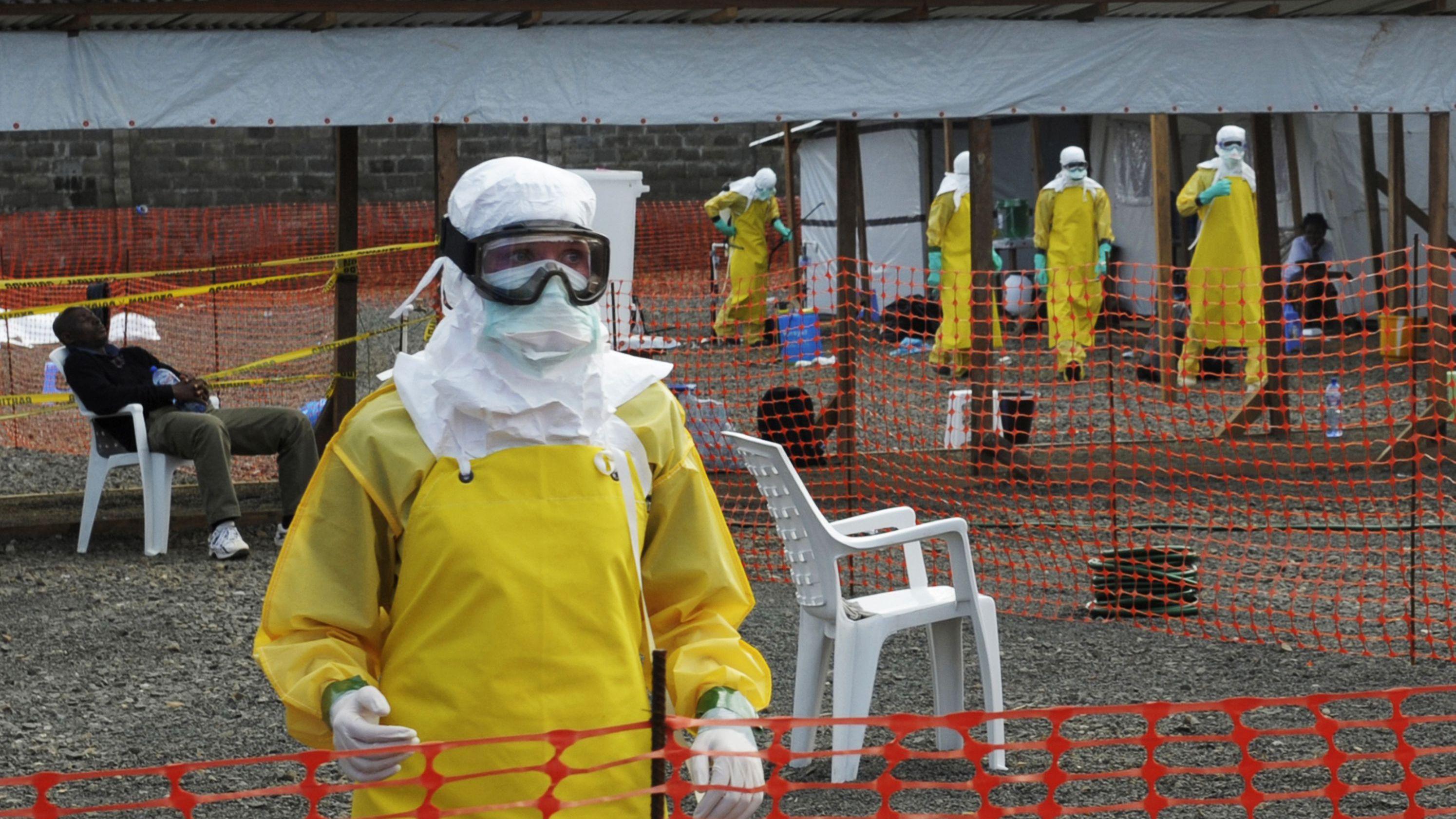 Burundi vaccinates health workers against Ebola