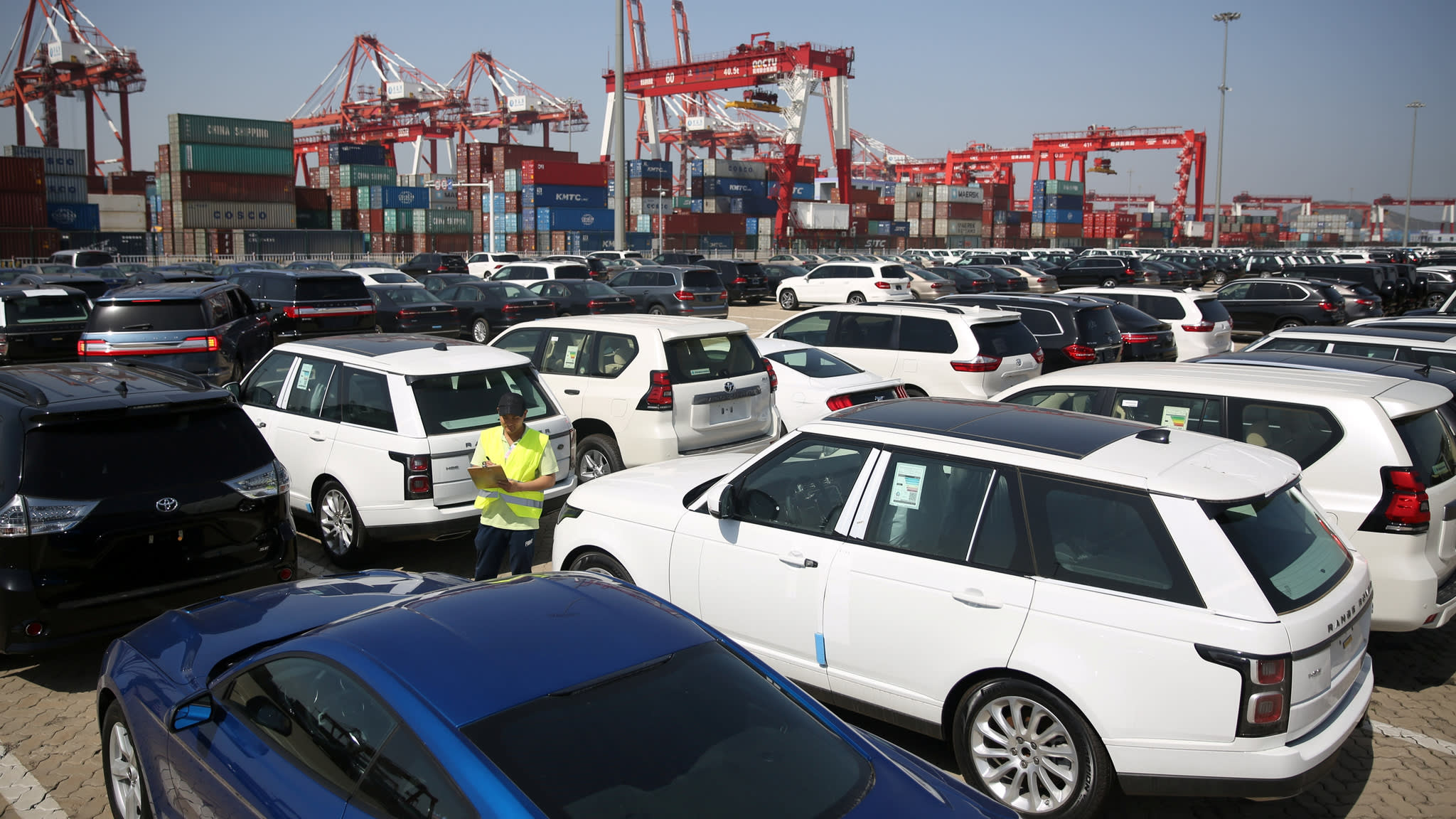 Nigerian Customs goes digital to curb vehicle smuggling through land borders