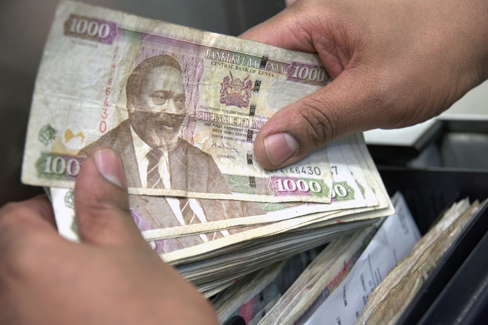 Kenya looks to curb illicit financial flows with demonetisation