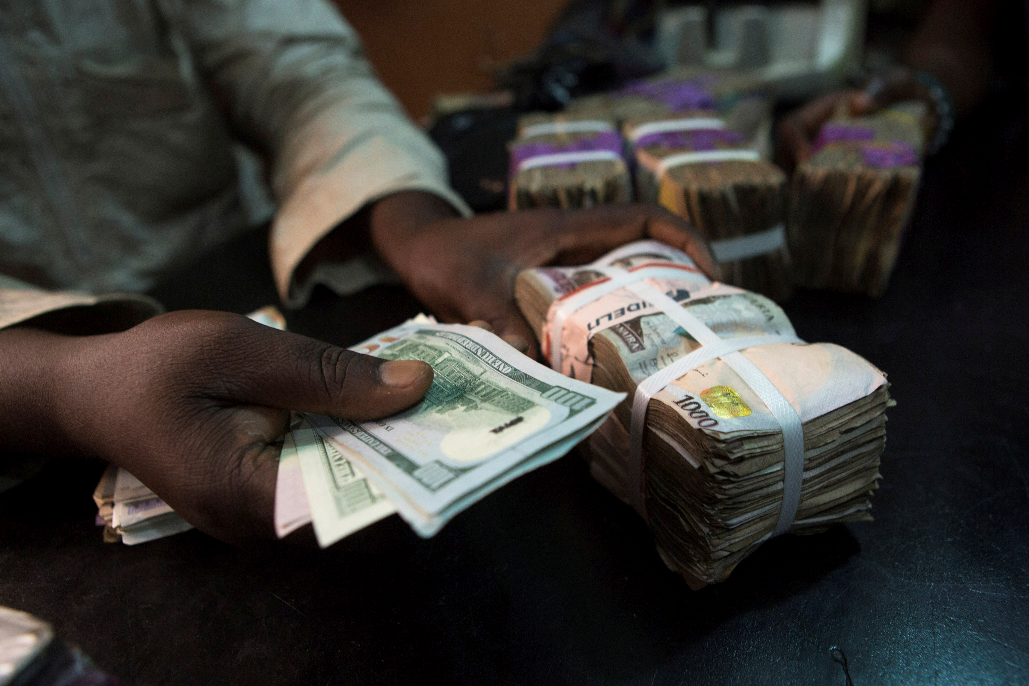 Cbn Devalues The Naira As Nigeria