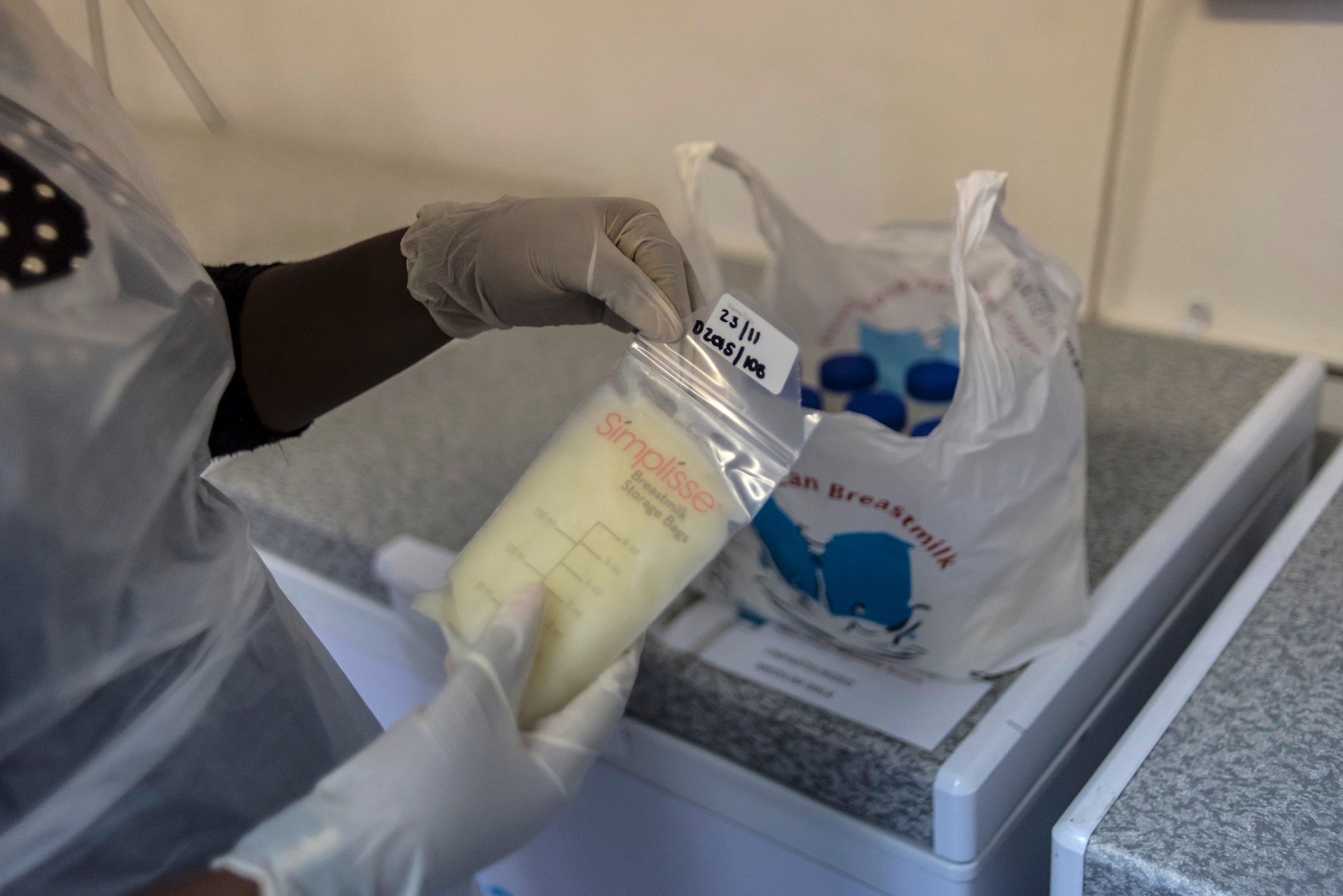 Kenya's first breast milk bank makes significant impact in just four months