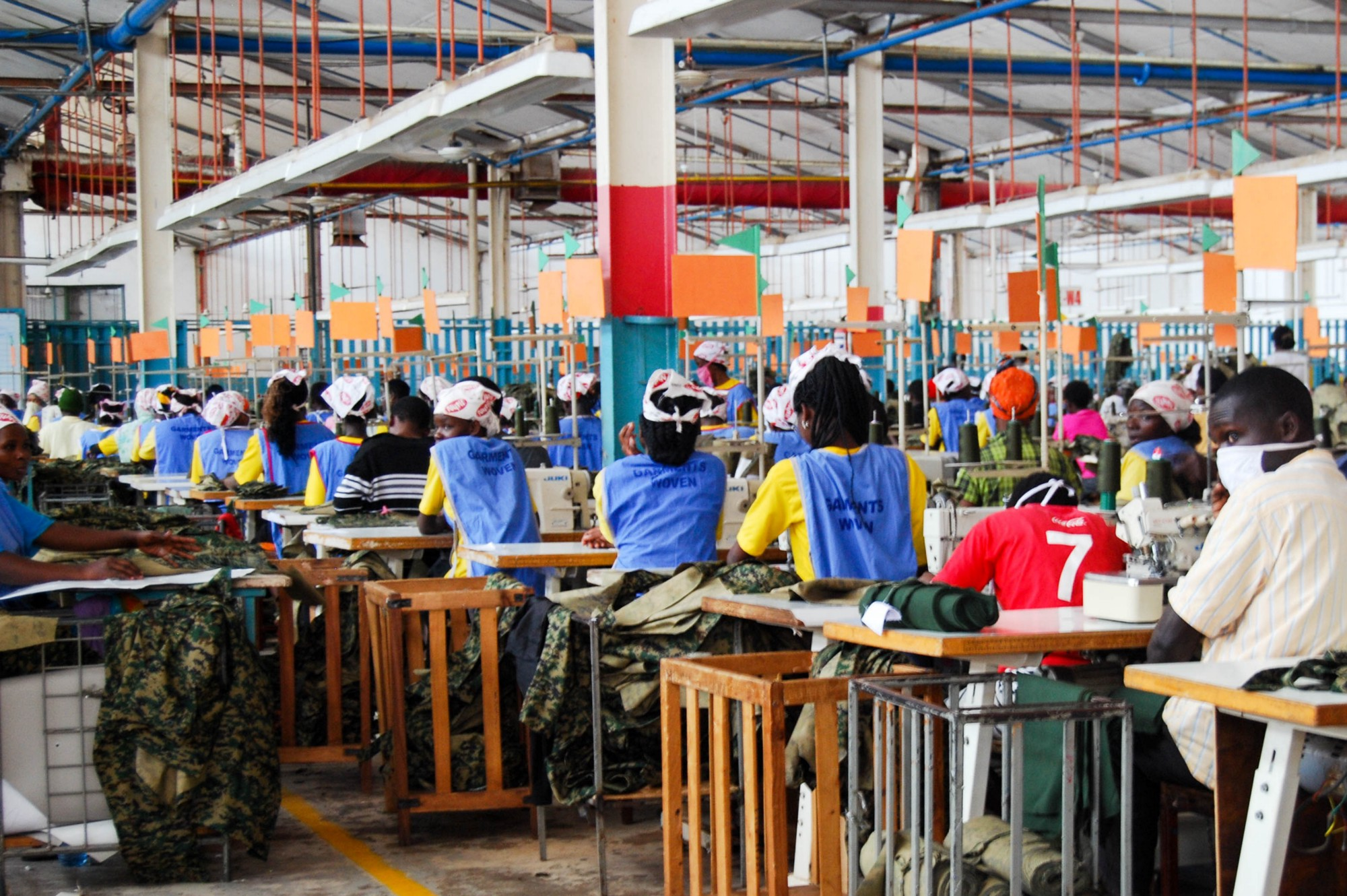 Uganda targets improved value addition in new strategy for the textile sector