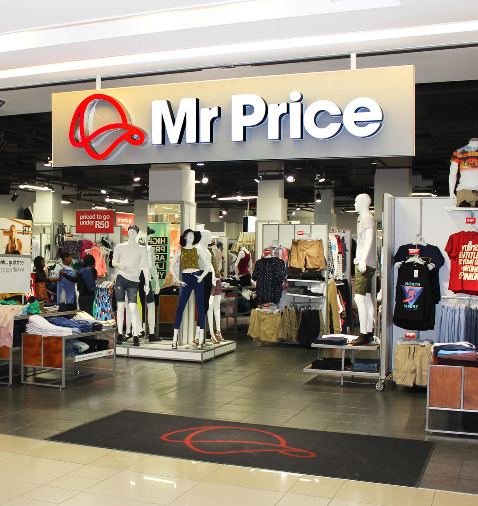 South African retailer Mr Price debunks speculation to buy Edcon's Jet